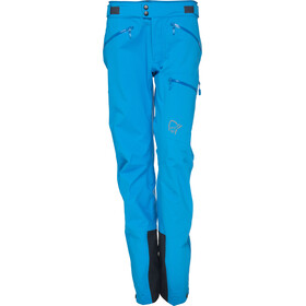 Norrøna W's Trollveggen Gore-Tex Light Pro Pants Signal Blue